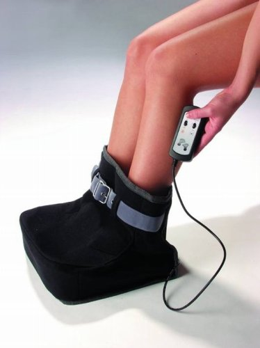Luxe Massaging Foot Warmer