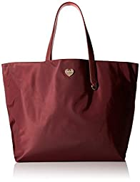Furla Dama Medium Tote Bag, Granata/Ruby, One Size