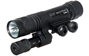 UTG P38 Red Laser Xenon Flashlight Combo by UTG
