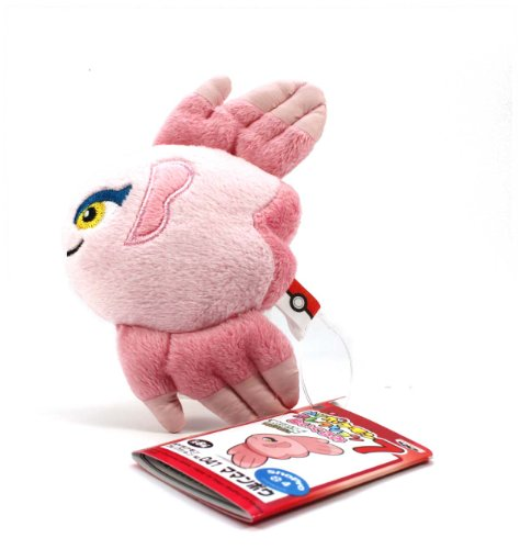 "Banpresto My Pokemon Collection Best Wishes Mini Plush - 47479 - 4.5"" Alomomola/Mamanbou"