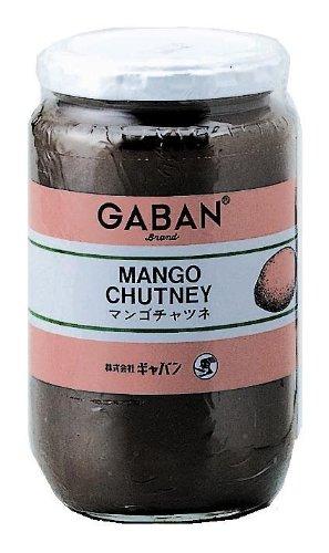 ギャバン マンゴチャツネ 450g