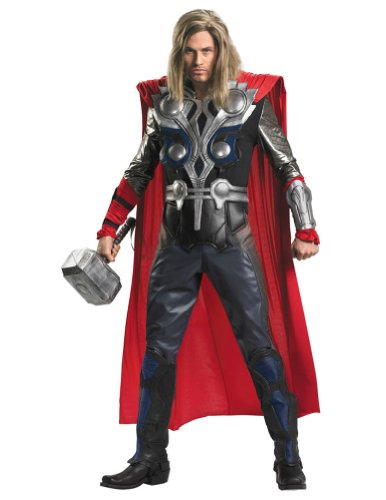 Thor Avengers Theatrical Adult Costume 50-52 Halloween Costume