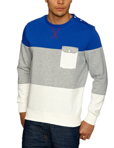 Voi Tamed Men's Jumper Sky Diver Small