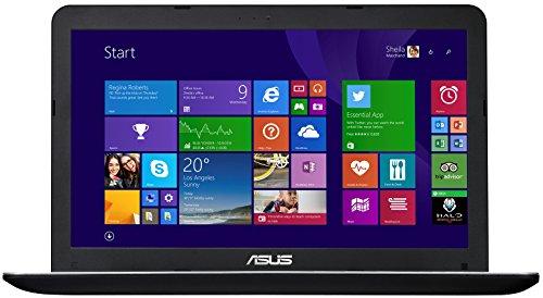 Asus F555LD-XX133H 39,6 cm (15,6 Zoll) Notebook (Intel Core i5 4210U, 1,7GHz, 8GB RAM, 1TB HDD, NVIDIA GeForce 820M, DVD, Win 8) schwarz