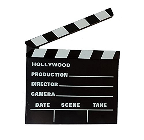 Hollywood Director's Film Movie Slateboard Clapper - 1