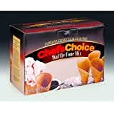Chef's Choice Gourmet Waffle Cone Mix 3packs-1lb