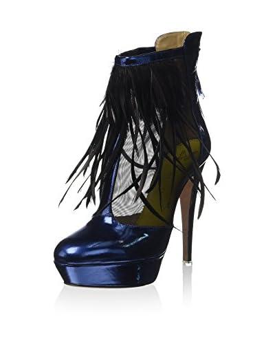 Mambrini Zapatos abotinados Ma3 Byblos Azul / Negro