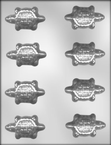 CK Products 2-1/2-Inch Turtle Chocolate Mold