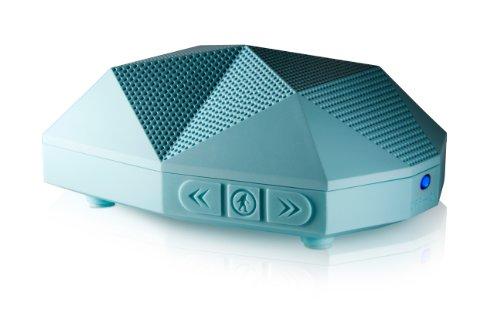 Outdoor Tech OT1800 Turtle Shell 2.0 - Rugged Water-Resistant Wireless Bluetooth Hi-Fi Speaker (Sea foam)