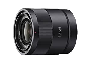 Sony Carl Zeiss Sonnar T* E 24mm F1.8 ZA Lens for Sony NEX Cameras