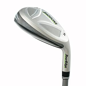 Tour Edge Bazooka Platinum Golf Iron Wood, Men's, Left Hand, Graphite, Regular, #9 Hybrid