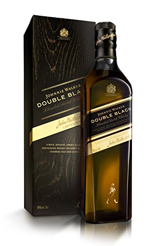 Johnnie Walker discount duty free Johnnie Walker Double Black Label Blended Scotch Whisky 70 cl