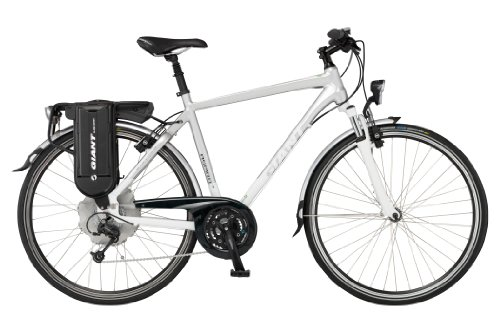 Giant E Bike Aspiro Hybrid 1 GTS white/silver