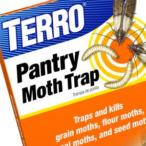 Amazon Com Terro Pantry Moth Trap 2 Pack T2900 Not