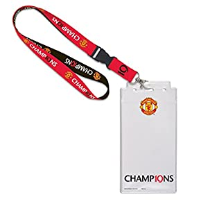 Manchester United Official SOCCER 20 inch Lanyard