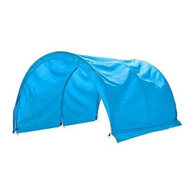 KURA - Bed Tent, Turquoise