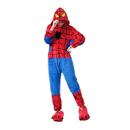 Afoxs (Iron Spiderman Costume)