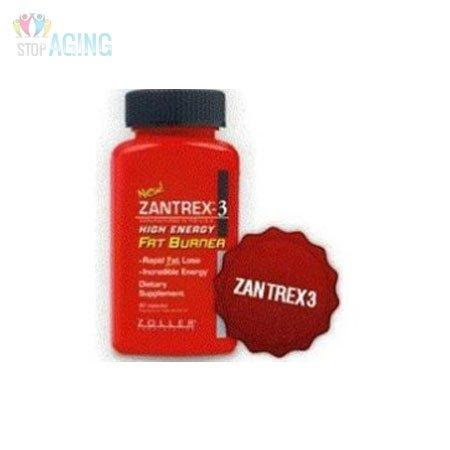 Zantrex-3 High Energy Fat Burner 56 capsules By Zantrex