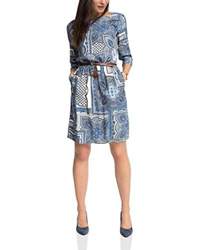 ESPRIT Kleid blau DE 32 (IT 38)
