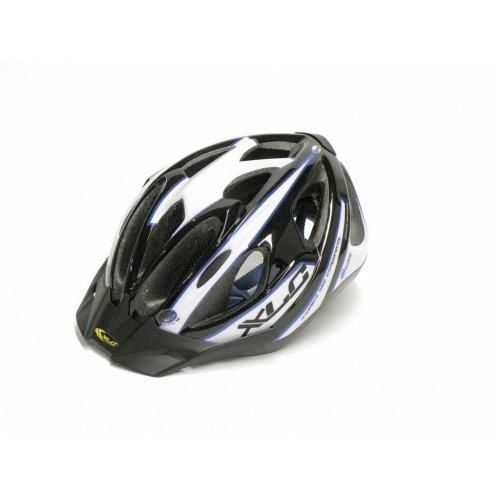 Buy Low Price XLC Comp Yellowstone BH-C09 bike helmet white/black/blue (B009GID9N2)