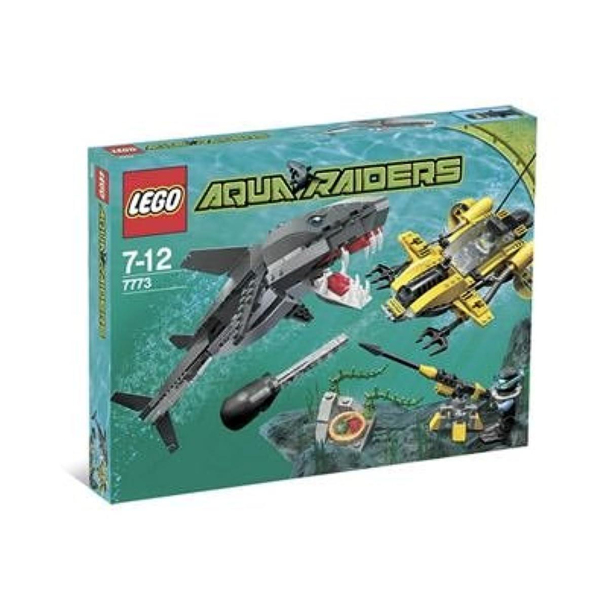 [해외] 레고 (LEGO) 아쿠아 레이 다스 퍼터이거 샤크어택 7773-155722 (2007-02-09)