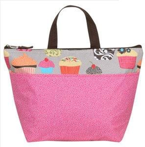 Thirty One Thermal Tote Lunch Bag Cupcakes
