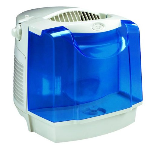 Hunter 33223 Care Free Humidifier plus with PermaWick