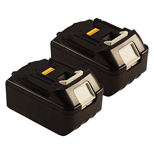 18v 3ah li ion replacement battery for makita btd141 btd141z btd142hw 2 pack cordless drill. Black Bedroom Furniture Sets. Home Design Ideas