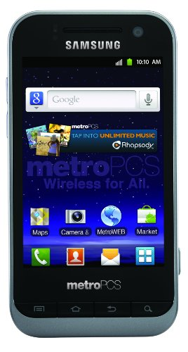 Samsung Galaxy Attain 4G Prepaid Android Phone (MetroPCS)