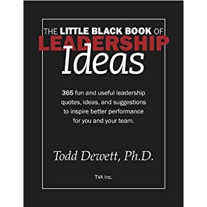 The Little Black Book Of Leadership Ideas