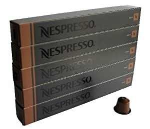 Choose 50 Cosi Nespresso Capsules Espresso Lungo - Nespresso