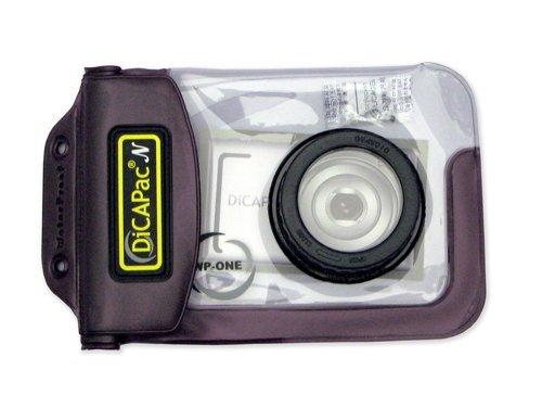 DicAPac/ディカパック デジタルカメラ専用防水ケース WP-ONE 100% 完全防水 日本JIS IPX 8 規格獲得 ウォータープルーフ