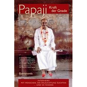 eBook Cover für  Papaji Kraft der Gnade Interviews mit Menschen die Erleuchtung suchten und sie fanden