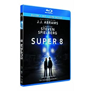 Super 8 [Combo Blu-ray + DVD + Copie digitale]