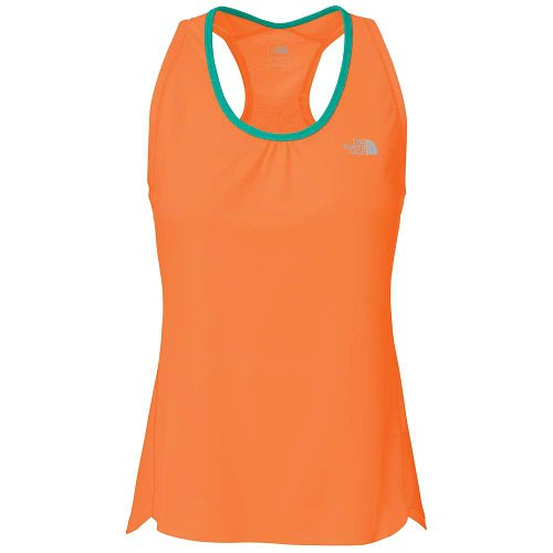 The North Face Women'S Better Than Naked? Singlet Vitamin C Orange Sm