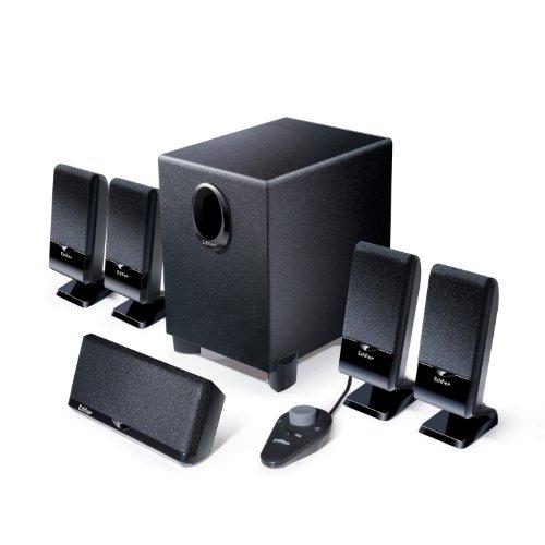 EDIFIER-M1550-51-Lautsprechersystem-26-Watt-mit-Kabelfernbedienung