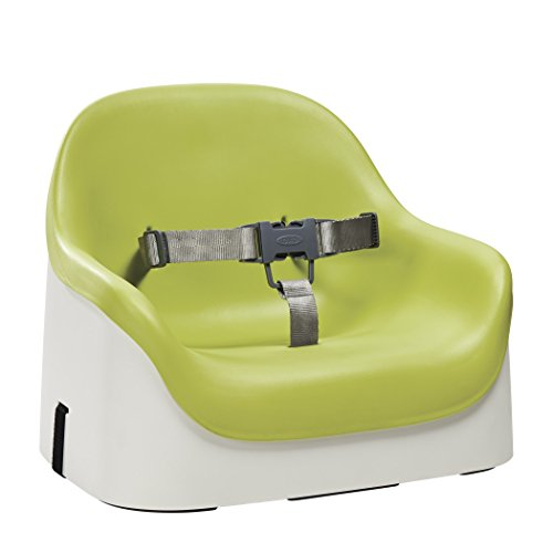 Oxo Tot Nest Booster Seat With Straps, Green front-64034