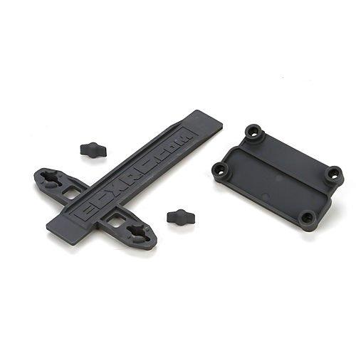 ECX Electrix 231003 Battery Strap ESC Plate: Ruckus Torment