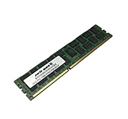 16GB Memory for HP ProLiant ML350 Gen9 (G9) DDR4 PC4-17000 2133 MHz RDIMM RAM (PARTS-QUICK BRAND)