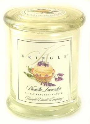 Kringle Candle Company Medium Apothecary Jar - Vanilla Lavender