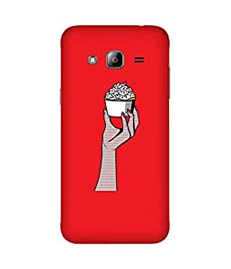 Cupcake Back Cover Case for Samsung Galaxy J2