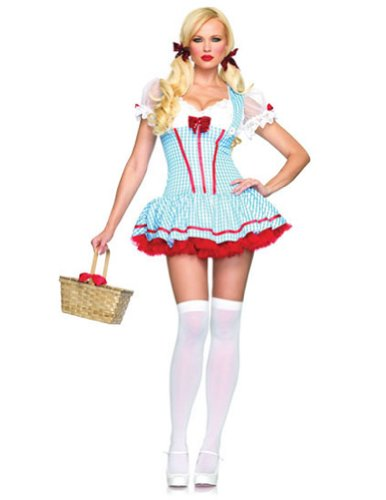 Diva Dorothy Size Sm-Md Adult Womens Costume