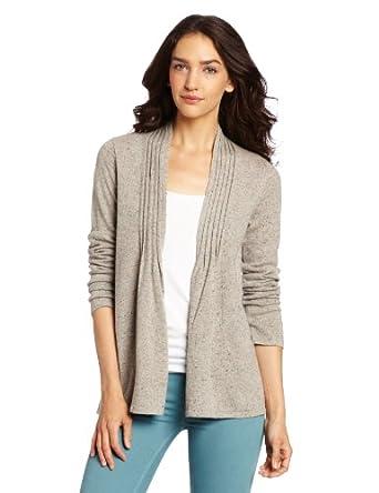 (羊绒)美国大牌 Design History 女式100%羊绒开衫 Onionpeel色 $71.03