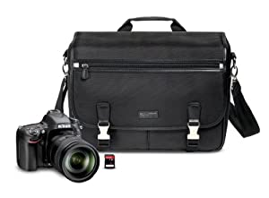 Nikon D600 24.3 MP CMOS FX-Format Digital SLR Kit with 28-300mm f/3.5-5.6G ED Nikkor Lens (OLD MODEL)