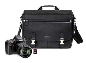 Nikon D600 24.3 MP CMOS FX-Format Digital SLR Kit with 28-300mm f/3.5-5.6G ED Nikkor Lens (OLD MODEL)