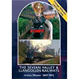 The Severn Valley And Llangollen Railways - DVD - Graham Whistler