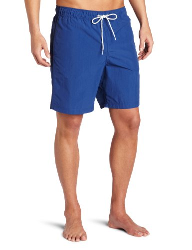 Nautica Men's New Ancor Swimtrunk, Naut Blue, XX-Large