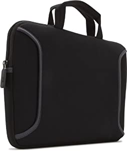 "Case Logic LNEO-12 12.1"" Chromebook/Surface 3 Sleeve (Black)"