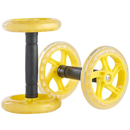 gold-coast-twin-core-ab-abdominal-exercise-roller-wheels-set-of-2