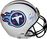 Eddie George signed Tennessee Titans Full Size Proline Helmet- JSA Hologram Amazon.com
